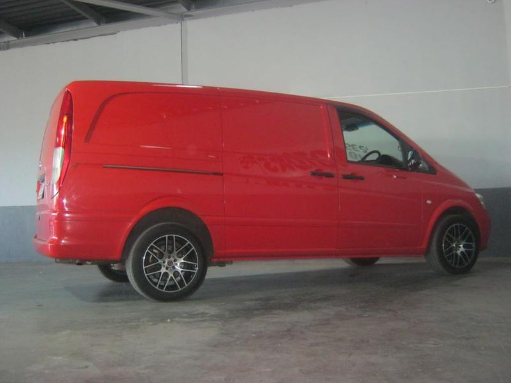 2015 Mercedes-Benz Vito 113 CDi Panel Van