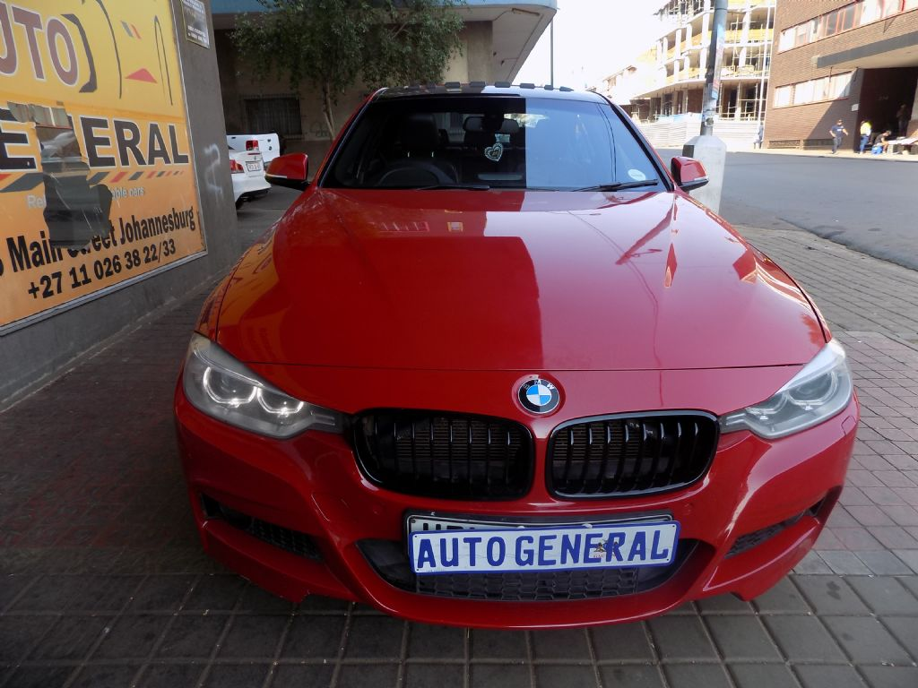 Used Bmw 320d M Sport Auto F30 For Sale Id 3072539 Surf4cars