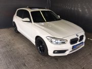 2017 BMW 118i 5-door Auto For Sale In Gezina