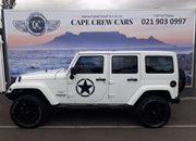 2013 Jeep Wrangler 3.6 V6 Unlimited Auto For Sale In Cape Town