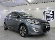 2017 Hyundai Accent Hatch 1.6 Fluid Auto For Sale In Cape Town