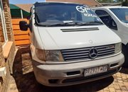 2003 Mercedes-Benz Vito 112 2.2 Crew Cab  For Sale In Boksburg