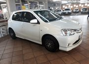 2016 Toyota Etios Hatch 1.5 Xs For Sale In Benoni