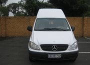 2008 Mercedes-Benz Vito 115 2.2 CDi Hi-Roof Panel Van For Sale In Joburg East