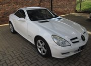 2005 Mercedes-Benz SLK 200 For Sale In Pretoria