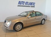 2003 Mercedes-Benz E500 For Sale In Cape Town