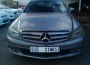 2008 Mercedes-Benz C200K Avantgarde For Sale In Johannesburg CBD