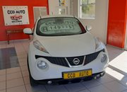 2011 Nissan Juke 1.6 DIG-T Tekna (Leather) For Sale In Cape Town