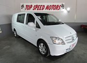 2014 Mercedes-Benz Vito 116 CDi Crew Bus For Sale In Vereeniging