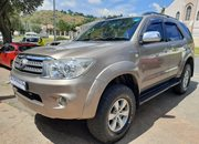 Used Toyota Fortuner 3.0 D-4D Heritage 4X4 Gauteng