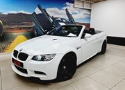 2012 BMW M3 Convertible M Dynamic M-DCT For Sale In Benoni