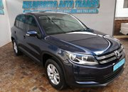 2014 Volkswagen Tiguan 1.4 TSi BlueMotion Trend and Fun (90KW) For Sale In Cape Town