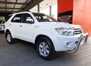 2011 Toyota Fortuner 3.0 D-4D Rasied Body For Sale In Klerksdorp