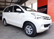 2014 Toyota Avanza 1.5 SX For Sale In Klerksdorp
