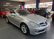 2008 Mercedes-Benz SLK 200 Auto For Sale In Benoni