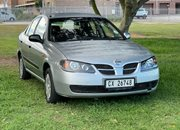 2005 Nissan Almera 1.6 Luxury Auto For Sale In Port Elizabeth