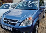 2003 Honda CRV 2.0 For Sale In Joburg East