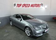 2013 Mercedes-Benz C250 CDi BE Coupe Auto For Sale In Vereeniging