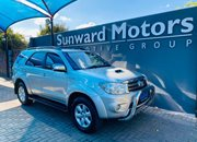 2010 Toyota Fortuner 3.0 D-4D 4x4 For Sale In Pretoria