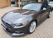 2017 Ford Mustang 5.0 GT Convertible Auto For Sale In Johannesburg