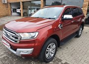2017 Ford Everest 3.2 4WD XLT Auto For Sale In Johannesburg