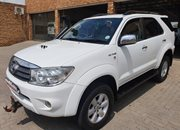 2010 Toyota Fortuner 3.0 D-4D 4x4 For Sale In Johannesburg