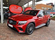 2017 Mercedes-Benz GLC220d Coupe 4Matic AMG Line For Sale In Vereeniging