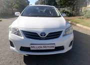 2010 Toyota Corolla 1.6 Professional For Sale In Joburg East