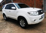 2010 Toyota Fortuner 3.0 D-4D 4x4 Auto For Sale In Joburg East