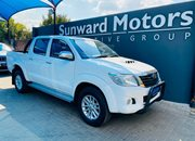 2012 Toyota Hilux 2.5 D-4D VNT 106KW R-B P-U D-C For Sale In Pretoria