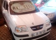 2011 Hyundai Atos 1.1 GLS For Sale In Joburg East