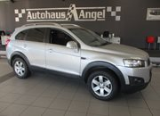 2014 Chevrolet Captiva 2.4 LT Auto For Sale In Cape Town