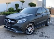 2017 Mercedes-Benz GLE63 AMG For Sale In Centurion