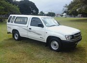 2002 Toyota Hilux 2000 SR Single Cab For Sale In Durban