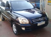 2006 Kia Sportage 2.0 CRDi 4x4 For Sale In Joburg East