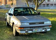 1990 Toyota Corolla 1.6 GLS Executive For Sale In Port Elizabeth