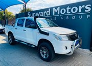 2013 Toyota Hilux 2.5 D-4D SRX 4X4 Double Cab For Sale In Pretoria