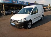2013 Volkswagen Caddy 1.6i (75kW) Panel Van For Sale In Joburg East