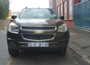 2015 Chevrolet Trailblazer 2.5D LT For Sale In Johannesburg CBD