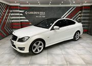 2015 Mercedes-Benz C180 Coupe Auto For Sale In Pretoria