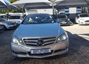 2010 Mercedes-Benz E 500 Coupe For Sale In Johannesburg