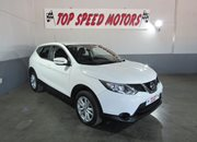 2017 Nissan Qashqai 1.5dCi Acenta For Sale In Vereeniging