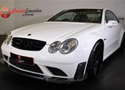 2008 Mercedes-Benz CLK63 AMG Coupe For Sale In Johannesburg