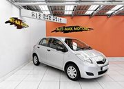 2011 Toyota Yaris Zen3 ACS 5Dr For Sale In Pretoria North