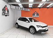 Used Volkswagen Cross Polo 1.4TDI Gauteng