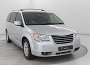 Used Chrysler Grand Voyager 2.8 CRD Limited Auto Gauteng