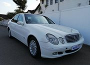 2003 Mercedes-Benz E320 Avantgarde For Sale In Durban
