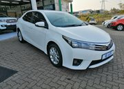 2014 Toyota Corolla 1.8 Exclusive For Sale In Durban