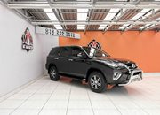 Used Toyota Fortuner 2.4 GD-6 Auto Gauteng