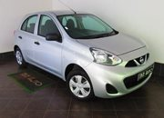 2019 Nissan Micra Active 1.2 Visia For Sale In Pretoria